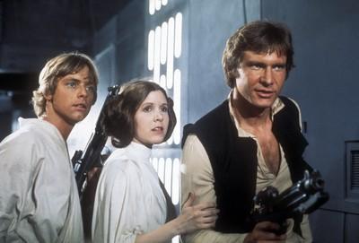 Posztumusz csillagot kap Carrie Fisher a hollywoodi Hírességek sétányán