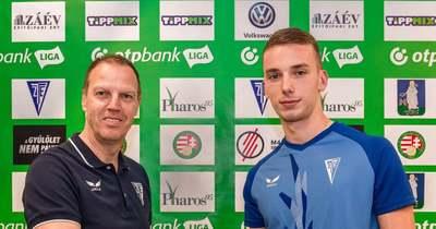 U21-es válogatott védőt igazolt a ZTE FC