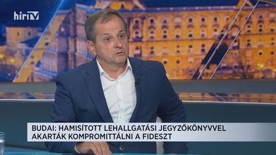 Hamisított lehallgatási jegyzőkönyvvel akarták kompromittálni a Fideszt
