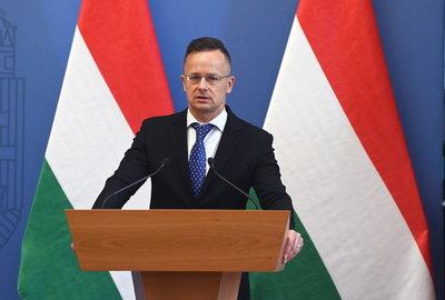 Szijjártó Péter: Politikai zsaroló eszközt jelent a 7-es cikk szerinti eljárás Magyarországgal szemben