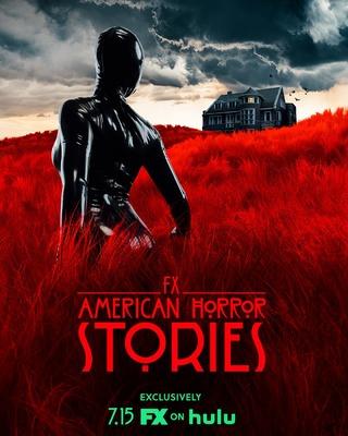 Latexbe öltözött nővel indul az új horrorsorozat
