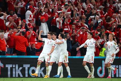 Dánia és Magyarország nyerte a hétfő esti Eb-meccseket