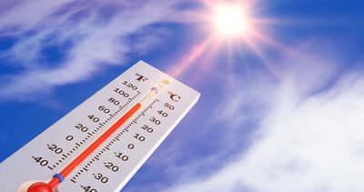Tombol a nyár! Kegyetlen hőséget hoz a keddi időjárás