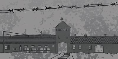 Egy zsidó lány, aki német tisztek feleségeinek varrt a koncentrációs táborban