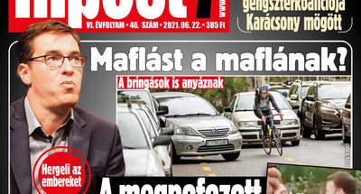A megpofozott Macron sorsára jut Karácsony? Megjelent a Ripost7 legújabb száma!