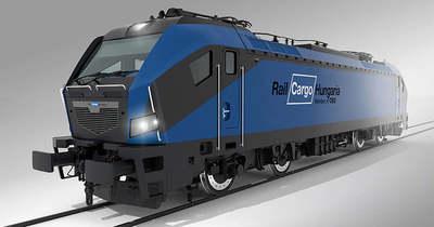 Tárt karokkal várja a kínai tolatómozdonyt a Rail Cargo