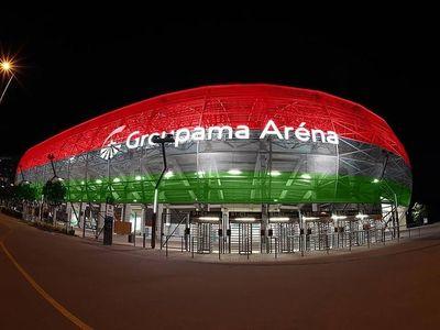 Boruljon nemzeti színekbe a Groupama Aréna!