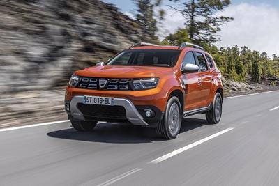 Modernizálták a Dacia Dustert, fontos változásokat vezettek be