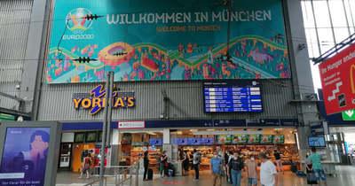 A német rendőrök már a vonaton lecsaptak az első magyar szurkolókra