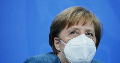 Másodjára Merkel már Modernát kapott