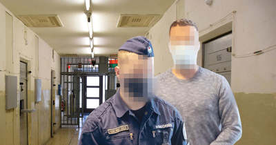 Közel két hónapja ül börtönben Fekete Dávid, de már első nap összeomlott