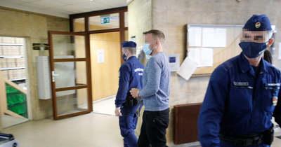 Nagyon rosszul viseli a börtönt Fekete Dávid, mindent elvesztett