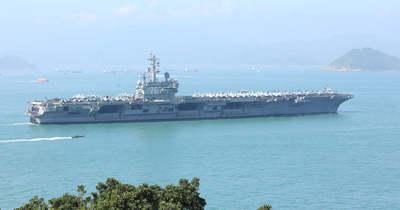 Ismét egy amerikai hadihajó borzolta fel a kínai kedélyeket