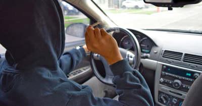 Bedrogozva furikázott kedd délelőtt Tatán a 36 éves sofőr
