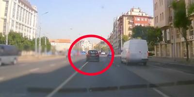 Kitette balra az indexet a Boráros téren, ami ezután jött, arra már nincsenek jelzők - videó