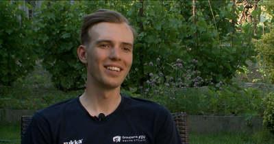 Az egri egyetemista álmairól és élményeiről beszélt a verseny kapcsán