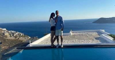 Görögországi nyaralásukon kérte meg focista párja a siófoki kézilabdázó kezét