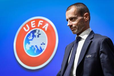 Megijedt és magyarázkodni kényszerült az UEFA