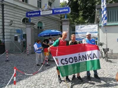 Szinte csak a magyar szurkolók csinálnak Eb-hangulatot Münchenben