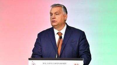 Orbán Viktor: az Európai Bizottság elnökének közleménye szégyenletes