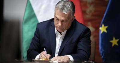 Orbán Viktor közleményben reagált Ursula von der Leyen üzenetére
