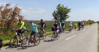 A felsőlajosi állatkert lesz a biciklitúra úti célja