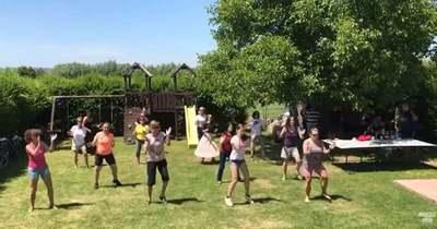 Jerusalema: A kanizsai Péterfy-iskola is táncra perdült (videó)