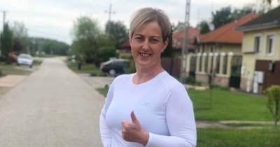 Szabóné Kis Éva védőnő életét megváltoztatta a futás