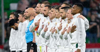 Szenzáció! Szalai Ádám góljával vezetnek a magyarok a németek ellen