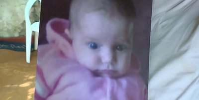 Szívszorító: Elaltatta 5 hónapos kislányát, soha többé nem ébredt fel