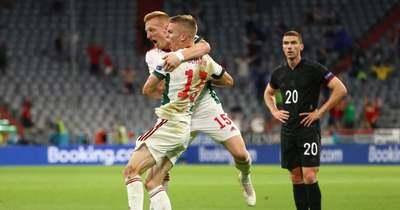 Szép volt fiúk! Döntetlent játszott a németek ellen a magyar válogatott