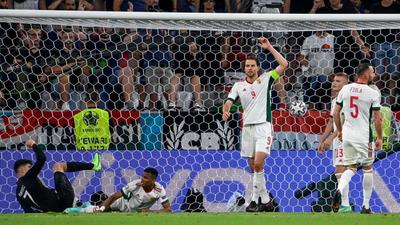 Magyarország - Németország 2:2 - Hat perc hiányzott a csodához a magyar válogatottnak