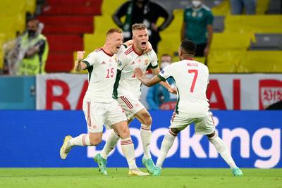 Újabb magyar csodadöntetlen, kétszer vezetett a válogatott, percekre volt a továbbjutás