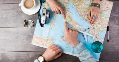 Kellemetlen utazási baki