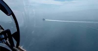 Elmarad az orosz-brit tengeri háború