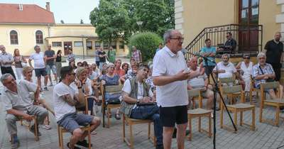 Lakossági fórum Veszprémben: Beszámoltak a lakók a tapasztalataikról