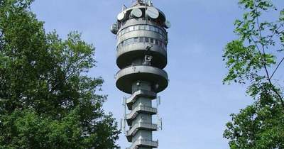 Szerelmi bánat miatt akart kiugrani egy férfi a bazitai TV-toronyból