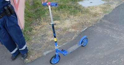 Rollerral ütközött a biciklis, majd továbbhajtott