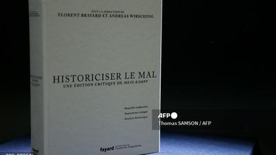 Franciaországban is újranyomják a Mein Kampfot