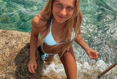 Bikinis képeket mutatott Szente Gréti, az Exatlon győztese