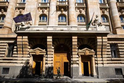 Az MNB szerint proaktív jegybanki lépésekkel lehet stabilizálni az inflációt