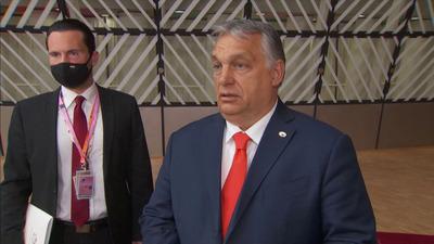 Orbán Viktor a HírTV-nek: nem jó összekeverni a sportot a politikával