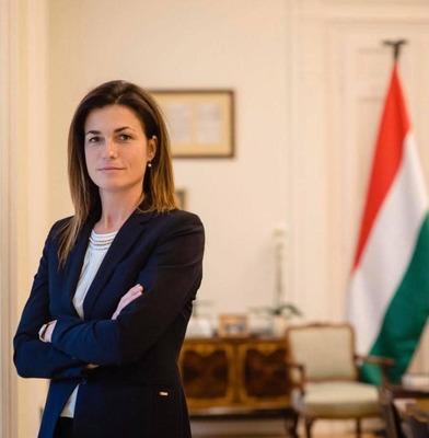 Varga Judit: A holland miniszterelnök kiírta magát a civilizált emberek köréből