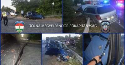 Halálos áldozata és súlyos sérültje is van a csütörtök esti balesetnek