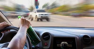 Anyagi káros balesetet okozott az ittas sofőr Szombathelyen