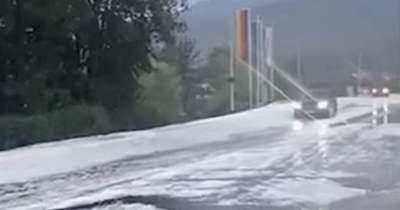 Sokkoló csapadék! Teniszlabda méretű jégeső Soprontól 170 kilométerre – Videó!