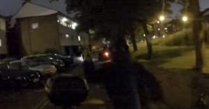 Machetével támadtak a motorosra, de nem hagyta magát! – VIDEÓ