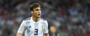 Egy argentin lett a vébé legszexibb játékosa