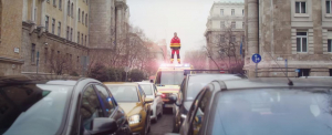 Briliáns kisfilmet forgattak a mentősök