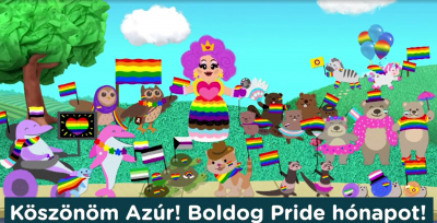 LMBTQ-propagandát ad egy hazai gyerekcsatorna, itt a videó!